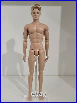 Integrity Toys Dynamite Girls Homme Male All American Auden Nude