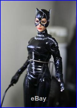 KUMIK 1/6 Custom CG CY Girl Female Catwoman 1989 action figure toys KMF-022