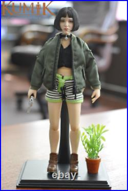 KUMIK 1/6 Natalie Portman Léon The Professional Mathilda Girl Figure Set USA