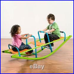 Kids Seesaw Teeter Totter For Boy Girl Toddler Indoor Outdoor Sturdy Play Set