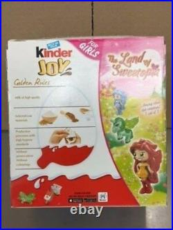 Kinder Eggs Joy with Surprise Toy & Chocolate (36 GIRLS) FREE SHIPPING