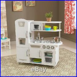 Kitchen Playset Toy For Girls Boys Children Kids Pretend Play Cooking Toys Set