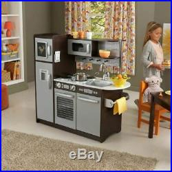 Kitchen Playset Toy Kids Pretend Play Toys For Girls Role Playing Cooking Sets