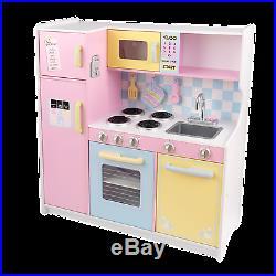 Kitchen Toys For Girls Kids Activity Playset Boys Children Toddler Preschool Fun