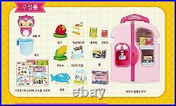 Kongsuni Talking Refrigerator Fridge children kids toy play set Korean character