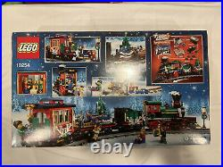 LEGO 10254 Winter Holiday Train New, Sealed, MISB