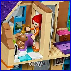 LEGO 41369 Lego Friend's Mia's House Building Kit Toy Gift for Girls 715 Pcs NEW