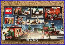 LEGO Creator 10254 Holiday Winter Train New In Box