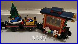 LEGO Creator #10254 Winter Holiday Christmas Train Complete withInstructions & Box