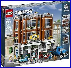 LEGO Creator Expert Corner Garage 10264 Building Kit 2569 Pcs Gift Set