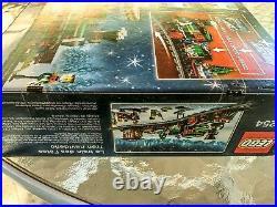 LEGO Creator Winter Holiday Train (10254) NIB Factory Sealed