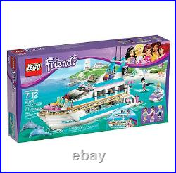 LEGO Friends 41015 Friends Dolphin Cruiser Set New In Box Sealed+Tracking
