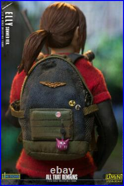 LIMTOYS LMN005 1/12 The Last of Us Elly Little Girl Action Figure Model Toy