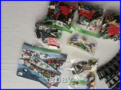 Lego 10254 Creator Expert Winter Holiday Train NEW Opened Box Complete