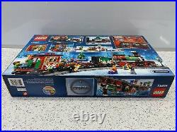 Lego Creator Winter Holiday Train (10254) New in Sealed Box Free Shipping