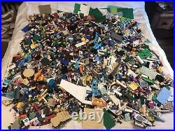 Lego Lot 100+ lbs with Minifigures instructions bulk girl Friends Disney Elves