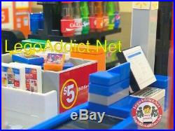 Lego Walmart Store For Boys & Girls, Nice Gift, Great Collectible, Large Scale