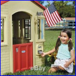 Little Tikes Outdoor Playhouse For Kids Toddler Toys Cottage Girls Boys Playroom