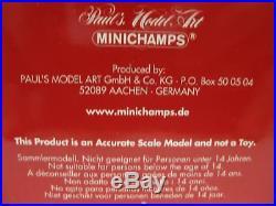 MINICHAMPS DUCATI 996R Bike Girl 1/12 Figure Set Coldcast Painted F/S Japan New