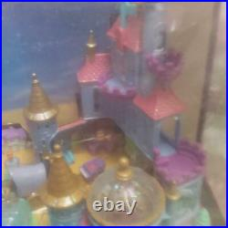 Matel Polly Pocket Polly Pocket Disney Beauty and Beast Vintage Toy Rare Girl 2
