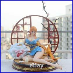 Nami Kimono Ver Anime PVC Figure Collection Girl Model 31 CM Toys