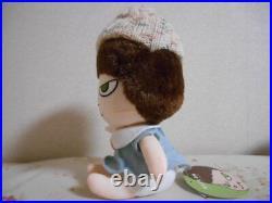 Nara Yoshitomo stuffed plush girls children toy doll girl 20cm from japan