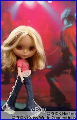 Neo Blythe doll DISCO BOOGIE takara tomy NRFB EBL-9 Figure Toy Gift girls Used