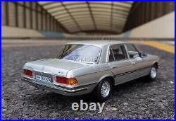 New 1/18 NOREV BENZ 450 SEL 6.9 W116 1976 Diecast Model Car Boys Girls Kids Gift