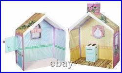 New Hasbro Playskool Dream Town Rose Petal Cottage