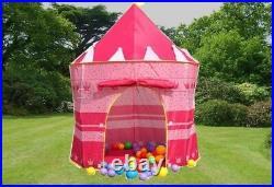 New Kids Children Pop Up Princess Castle Tent Game Playhouse Girl Fairy Tale