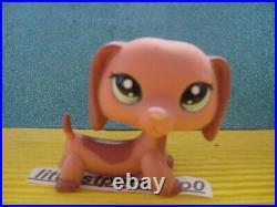 ORIGINAL Littlest Pet Shop 2046 Dachshund