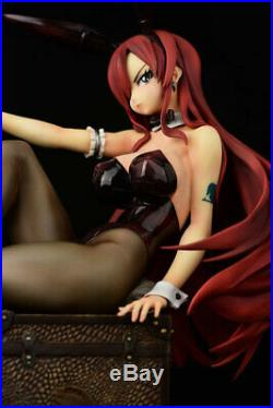 Orca Toys FAIRY TAIL Erza Scarlet Bunny Girl Style 1/6 Complete Figure
