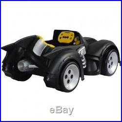 Power Wheels For Boy Girl Electric Car Kid Motorized Vehicle Ride on Toy Batman