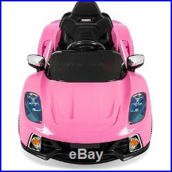 Power Wheels For Girls 12V Electric Ride On Kids Girl Riding Rideable Cute Best