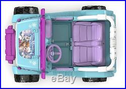 Power Wheels For Girls Jeep Kids Motorized Vehicles Frozen Car Ride On Disney