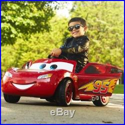 Power Wheels For Kids Electric Cars Disney Pixar 3 Lightning McQueen Ride On