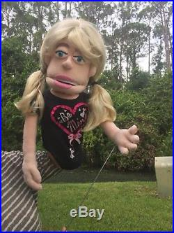 Professional puppet 2 for the price of one