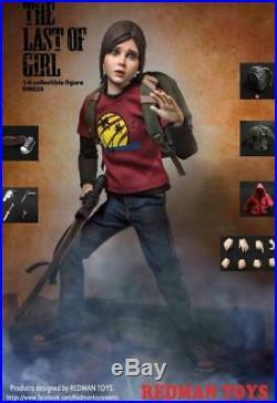 REDMAN 1/6 Ellie The Last of Us little girl action figure for Joel RM029 USA