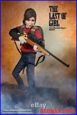 REDMAN TOYS 1/6 The last of us girl Elli Figure RM029 Iminime Joe Hot toys