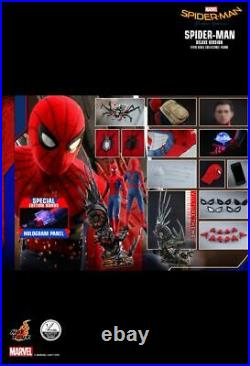 Ready! Hot Toys QS015B HOMECOMING 1/4 SPIDER-MAN Deluxe Version Special Edition