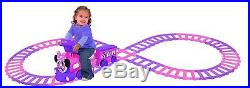 Ride On Toys For 1 Year Olds 2 Baby Girl Toddlers Minnie Mouse Train Track Set