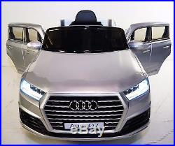 Rideoncarstore. RIDE ON CAR TOY FOR KIDS AUDI Q7 2017 BOYS & GIRLS 3-8 YEARS