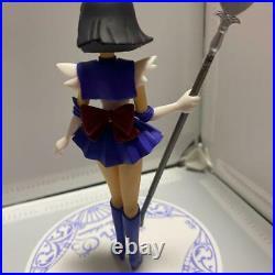 Sailor Moon Girls Memories figure of SAILOR SATURN Banpresto Toy Japanese Import