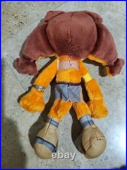 Sega Sonic Hedgehog STICKS The Badger 8 Plush Doll Girl Stuffed Toy