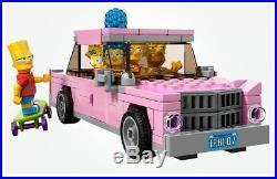 Simpsons Toy House Urban TV Series Full Set for Kids Boys Girls