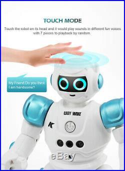 Smart Robot Toys Remote Control Robots Nice Gift for Boys Girls kid's Companion