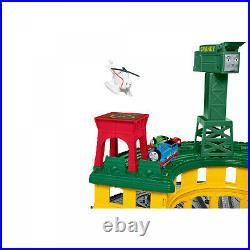 Super Station Train Track Set Kids Toy Playset Railway Gift, Thomas &