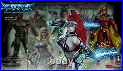 TRICITY TBLeague 1/6 Scale Action Figure NOT Wonder Woman Golden Armor Hot Toys