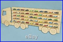 Toy car storage Hot Wheels Matchbox toy cars shelf Organizer Gift idea for boys
