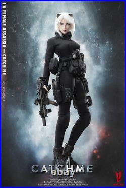VERYCOOL 1/6 Cat Girl Assassin Series Catch Me Female Figure Set VCF-2033A USA